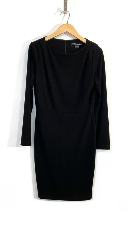 Valérie Dumaine Kira Dress - Black