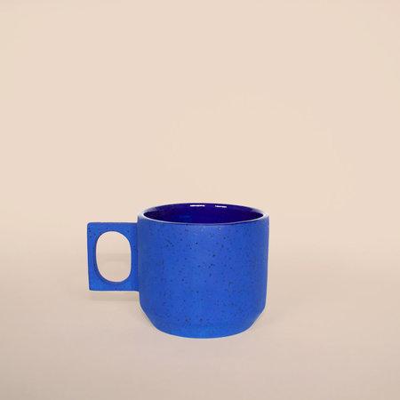 Lindsey Hampton Ad Hoc Mug — Royal