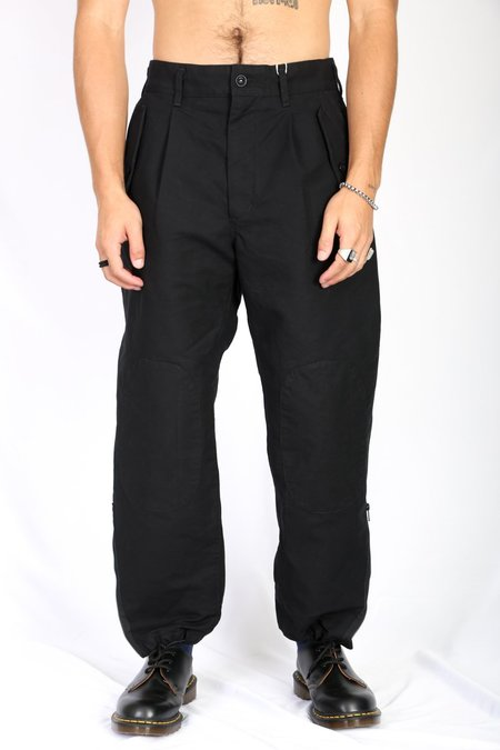 Engineered Garments Iac Pants - Black