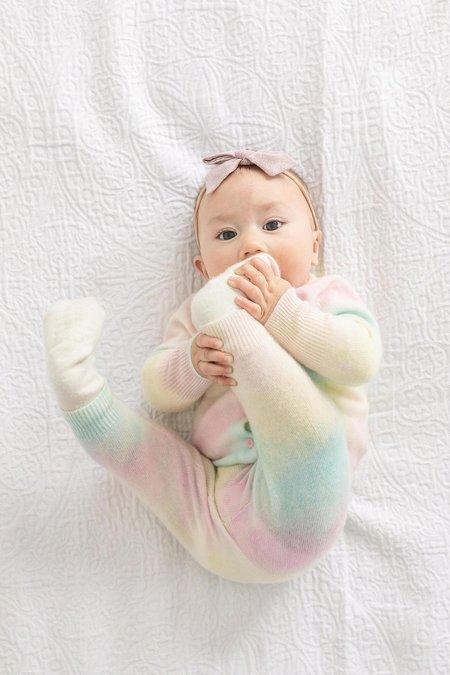 Kids Mila Christina MC Cashmere Baby Set - Tie Dye