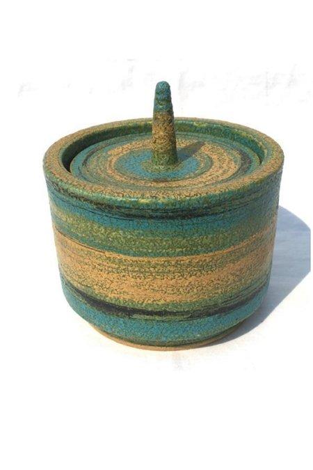 PICKERNEWYORK Picker Lidded Ceramic Vessel