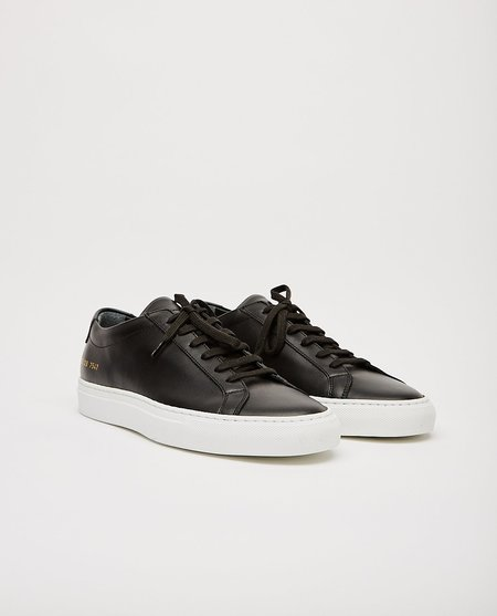 Common Projects Original Achilles Low Shoes - Black
