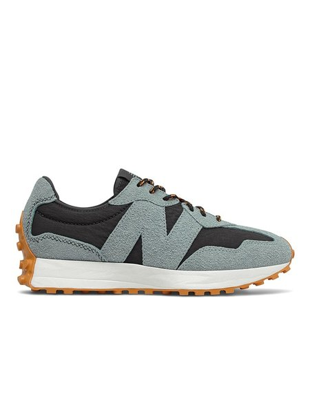 New Balance 327 Shoes - Black/Slate