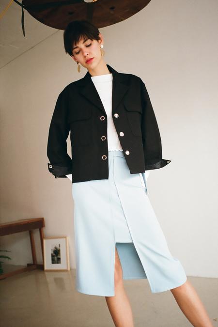 O.O Sicily Jacket- Black