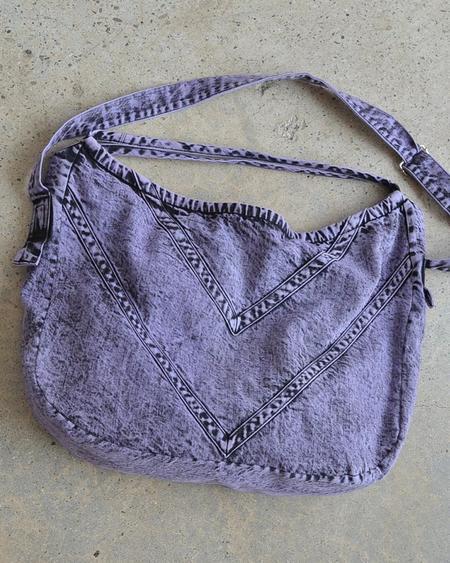 [Pre-Loved] Rachel Comey Blini Bag - Lavender
