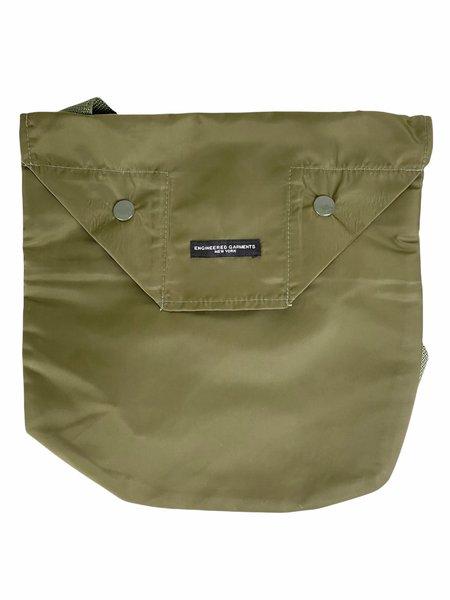 Engineered Garments SHOULDER POUCH - Green