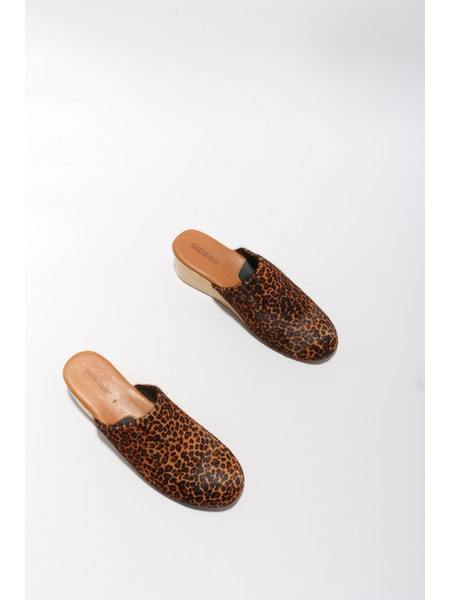 Rachel Comey Sucasa Slipper - Leopard
