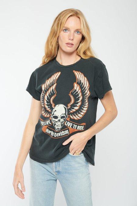 MadeWorn Harley Davidson Tee - Black