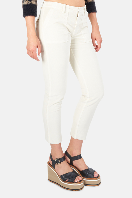 Nili Lotan Women's Nili Lotan Jenna Pants -  White