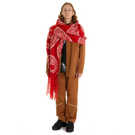 424 Paisley scarf