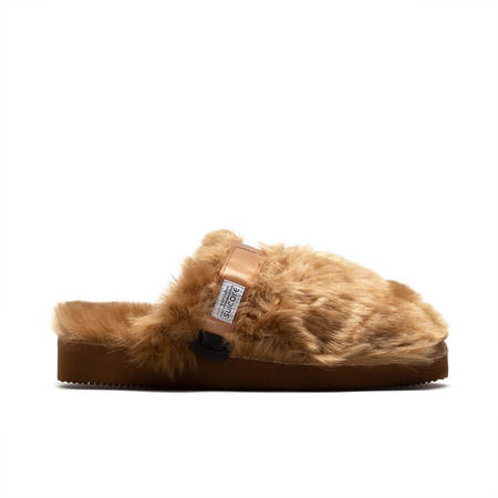 UNISEX SUICOKE Zavo-2EU slippers - BROWN