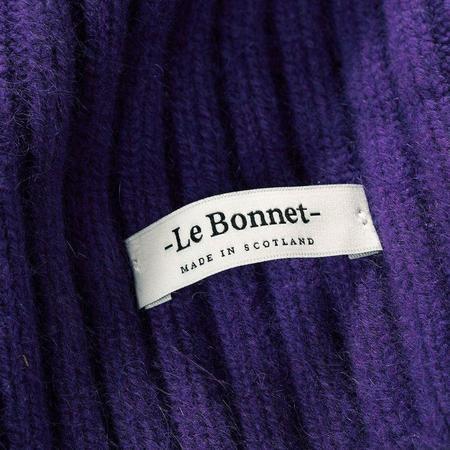 Le Bonnet LE GRAND BEANIE - INDIGO