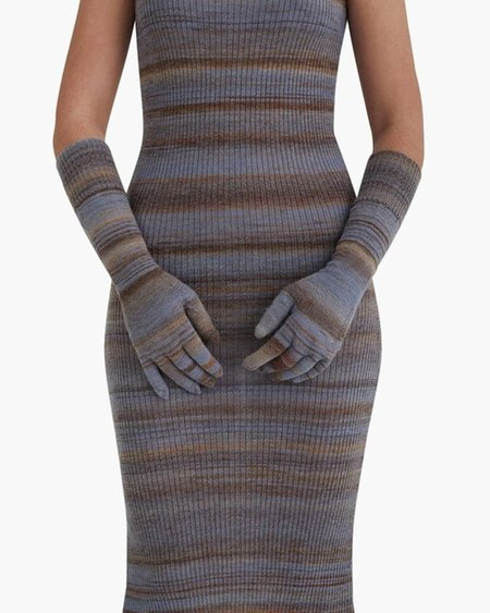 PALOMA WOOL Onawa Gloves - Sky Blue