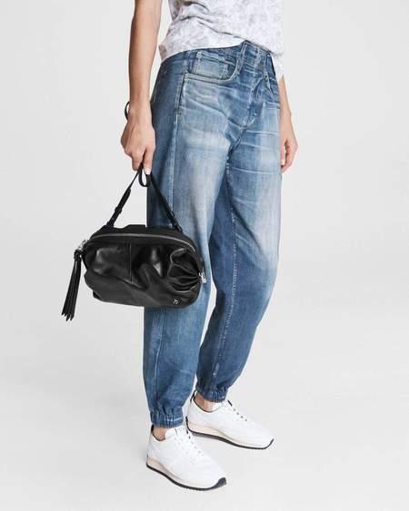 Rag & Bone Cross Commuter bag - Black Leather