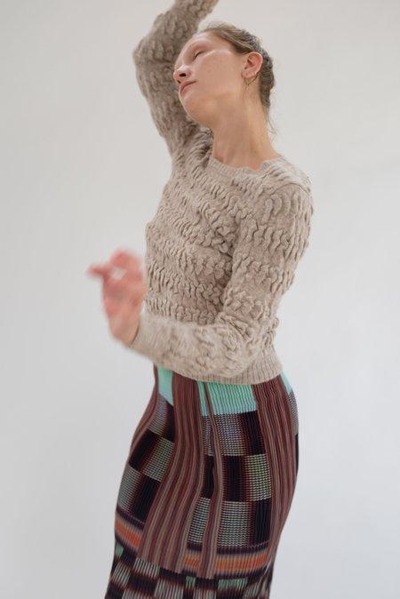Beklina Sofa Sweater - Oatmeal