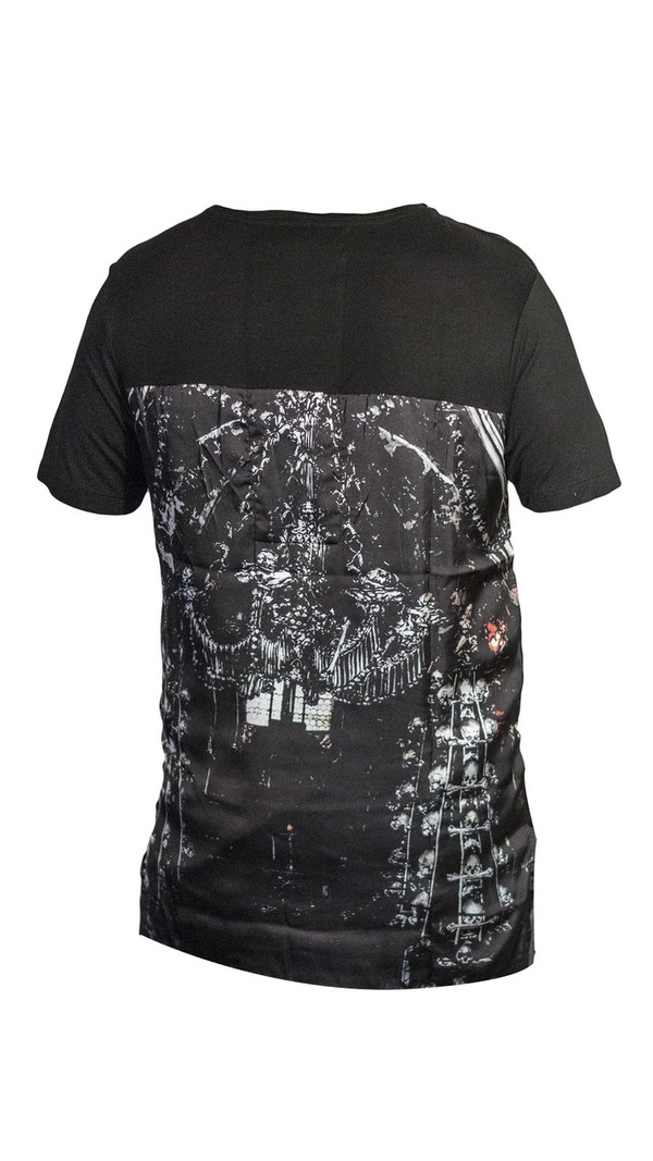 Sons Of Heroes Back Print T-Shirt