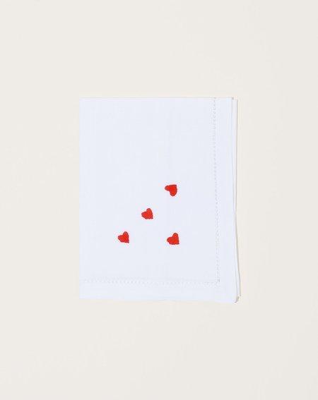 Scarlette Ateliers Valentine Napkin Set