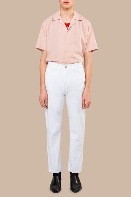 CMMN SWDN Maxime Jeans   White