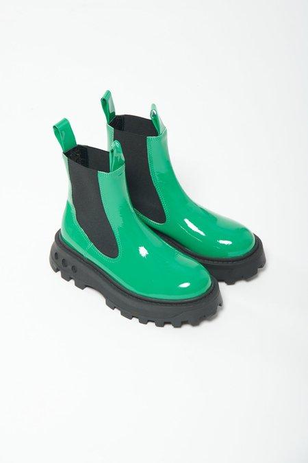 Simon Miller Scrambler Boot - Green