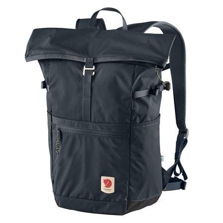 Fjallraven High Coast Foldsack 24 Backpack - Black