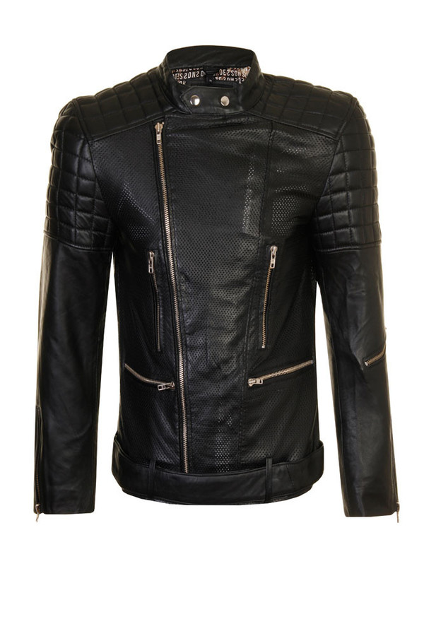 Sons Of Heroes Junx Leather Jacket