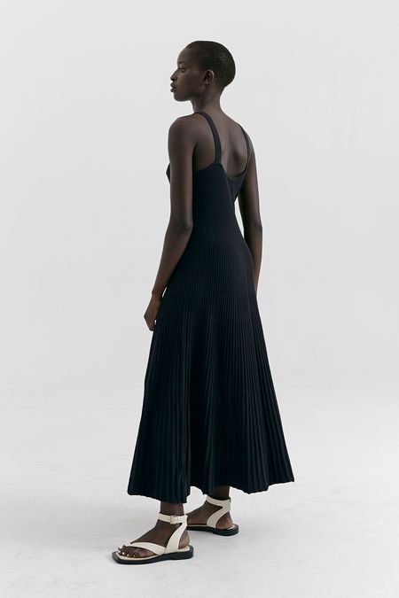 MARLE Jimmy dress - Black
