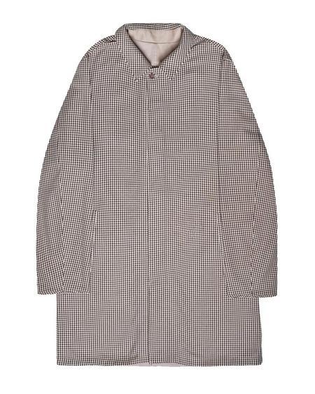 Portuguese Flannel GABARDINE JACKET - PIED POULE