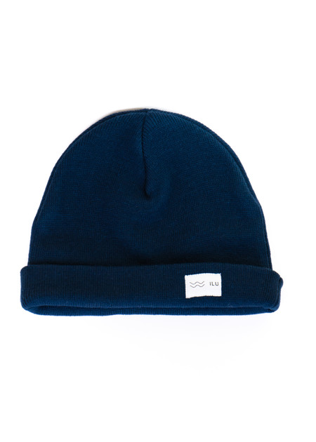 I Love Ugly Otis Beanie - Navy/Black