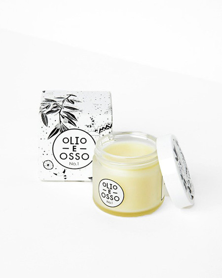 Olio E Osso Balm jar N#1 clear