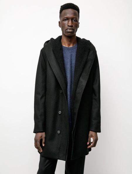 Stephan Schneider Merlot Coat - Black