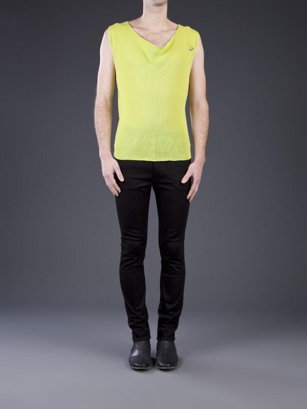 Vivienne Westwood Fluro Knit