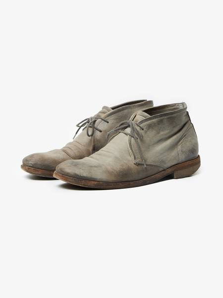 [Pre-Loved] Other Male Pawelks Distressed Chukka Boots