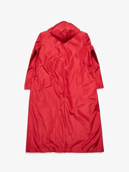 [Pre-Loved] Balenciaga Male Hooded Silk Coat