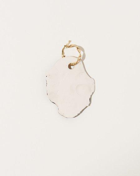 Julia Heuer Shell Drop 02 Earring