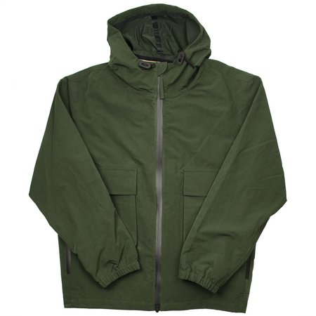 Universal Works WP 3-in-1 Hangout Jacket - Forest Green