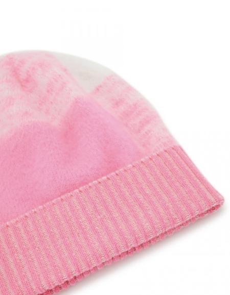 Iceberg Maxi Check Hat - Pink