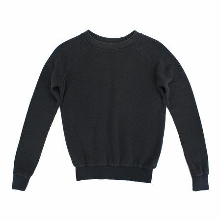 Jungmaven Alpine Raglan Sweatshirt - Diesel Gray