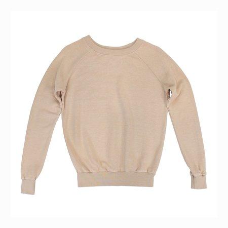 Jungmaven Alpine Raglan Sweatshirt - Dusty Pink