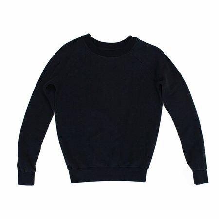 Jungmaven Alpine Raglan Sweatshirt - Navy