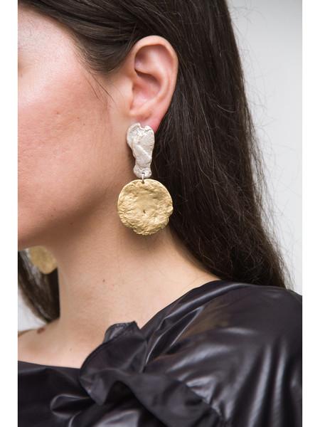 Simon Miller x Rebecca Pinto Valspar Earrings
