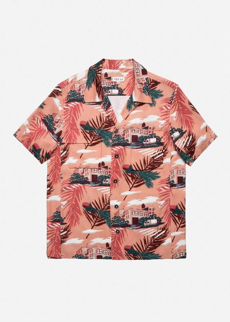 YOU AS Arlo Shirt in Pink