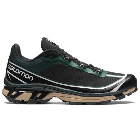 SALOMON XT-6 FT Shoes  - Ponderosa Pine / Black / Safari