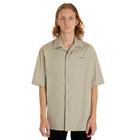 OFF-WHITE Caravaggio Lute Holiday Shirt - brown