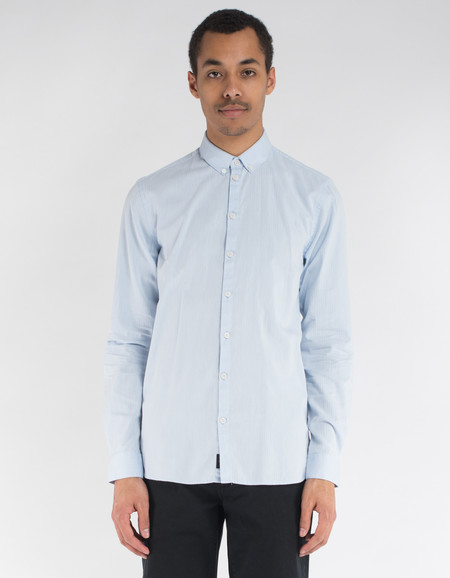 Minimum Chip Shirt Halogen Blue