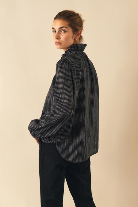 Tidy Street General Store Leon and Harper Chypre Shirt - black