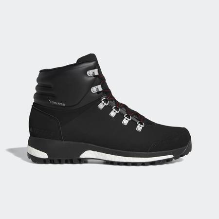 Adidas Men's TERREX PATHMAKER RAIN.RDY HIKING SHOES - Core Black/Scarlet/Core Black