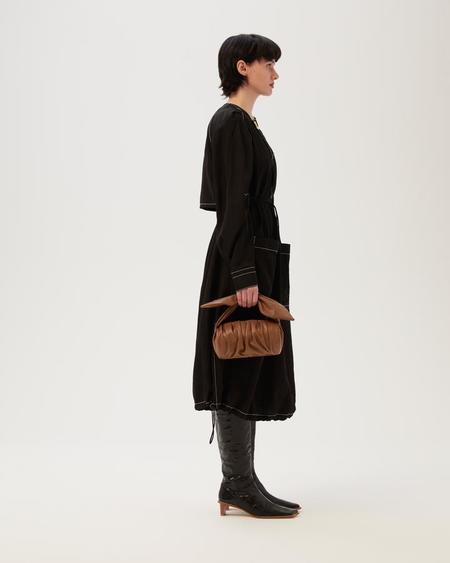 Rejina Pyo Reese Viscose Blend Dress - Black