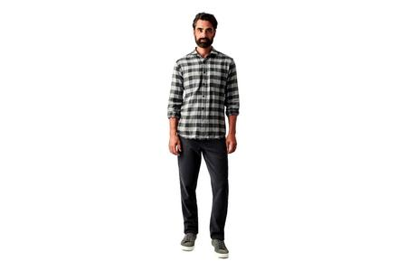 Faherty Brand Reversible Shirt - West Bend Plaid