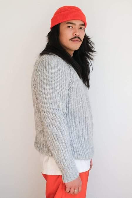 Aymara Dale Sweater - Grey