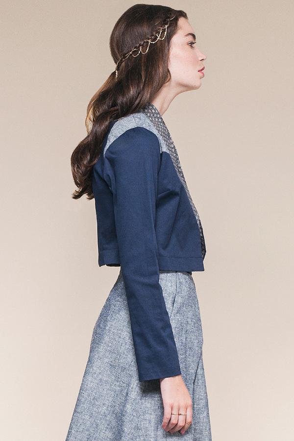 Jennifer Glasgow - Marella Jacket